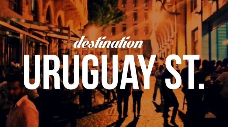Uruguay Street is Back