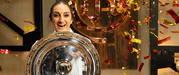 Larissa Takchi Wins 2019 MasterChef Australia