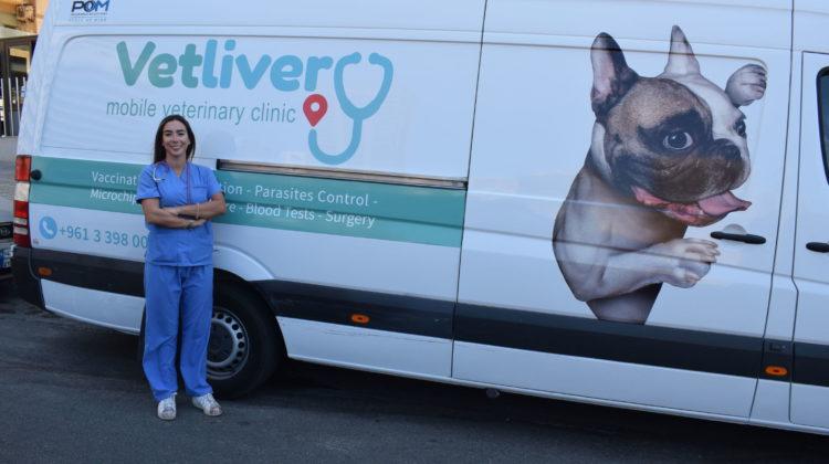 Vetlivery – A Mobile Veterinary Clinic in Lebanon