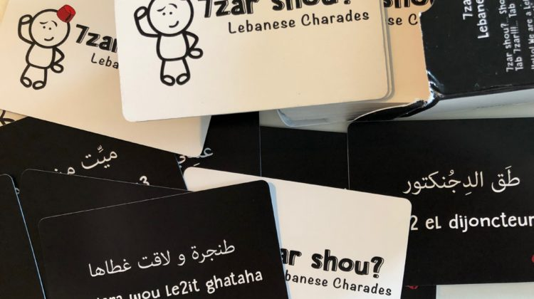 7zar Shou? Traditional Charades with a Lebanese Twist