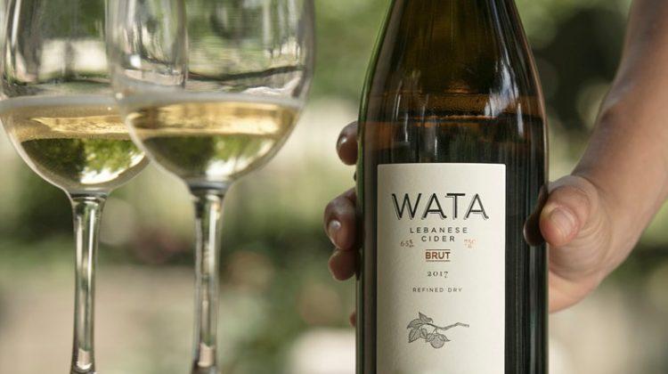 Wata: A Lebanese Cider