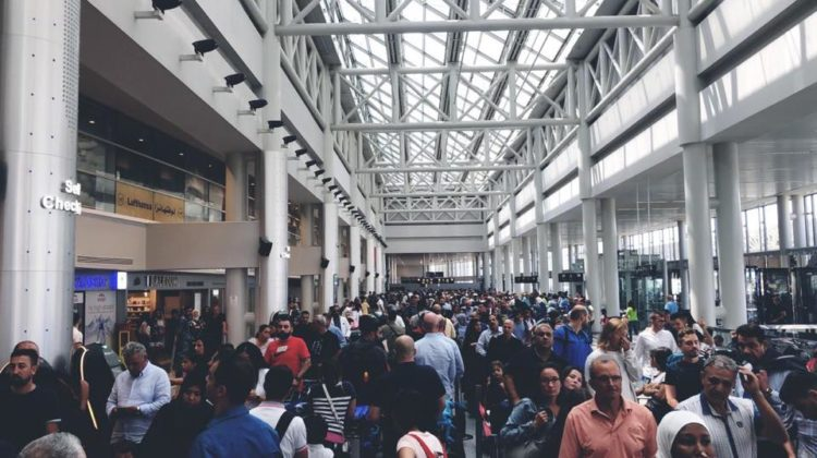 Nbr of Passengers at Beirut Airport Reached 23,500 Yesterday: An All-time High