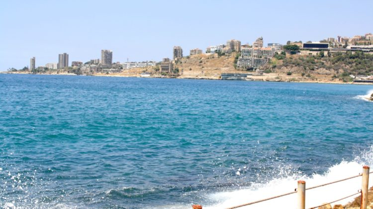 The First Public Beach in Jounieh?