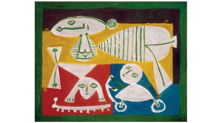 Picasso exhibition at the Sursock Museum to launch starting September 27