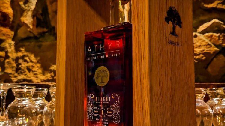 Athyr: The First Lebanese Single Malt Whisky