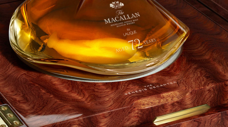 The Macallan Edition No. 5 Available at THE CASK & BARREL