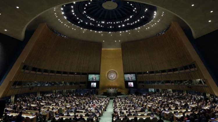 UN General Assembly Adopts Lebanon's Academy for Human Encounters and Dialogue