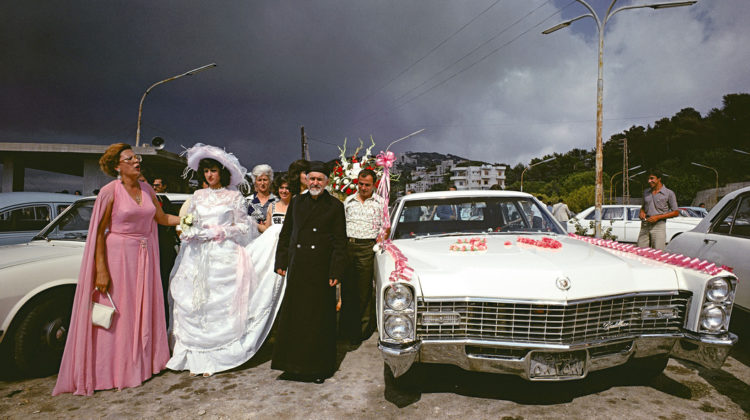Ten Haunting Pictures from Lebanon's Civil War