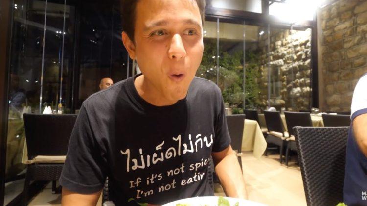 Food Blogger Mark Wiens Visits Beirut