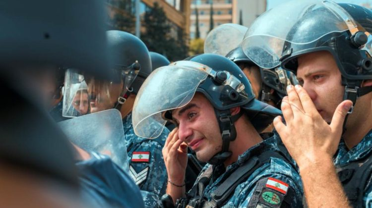 Beirut Protests: The Other Side of the Fence