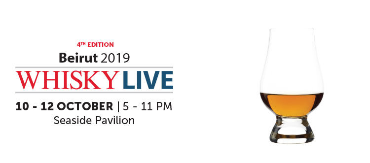 Whisky Live Beirut At Seaside Pavilion Till October 12th
