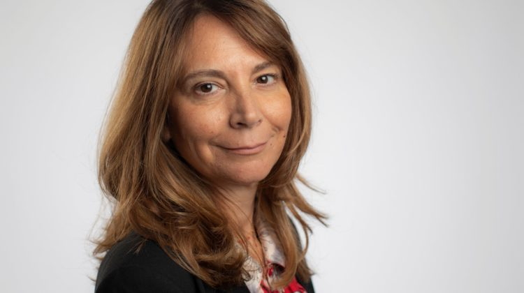 Lebanese-Born Roula Khalaf First Ever Female Top Editor of Financial Times