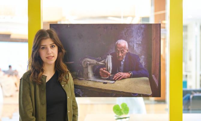 Lebanese Zeinab Khalifeh Wins Prestigious National Geographic Abu Dhabi Award