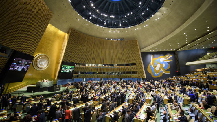 #Lebanon Loses Right to Vote at UN General Assembly