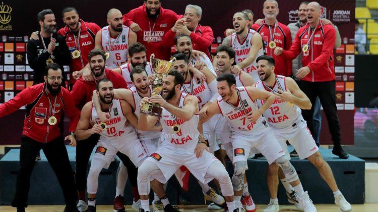 Lebanon Wins King Abdullah II Basketball Tournament After 15 Years