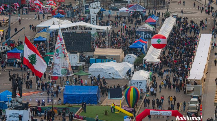 The Lebanese Creativity Day – Martyrs Square
