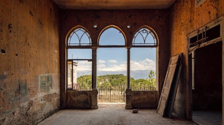 Lebanon's Derelict Architecture – By James Kerwin