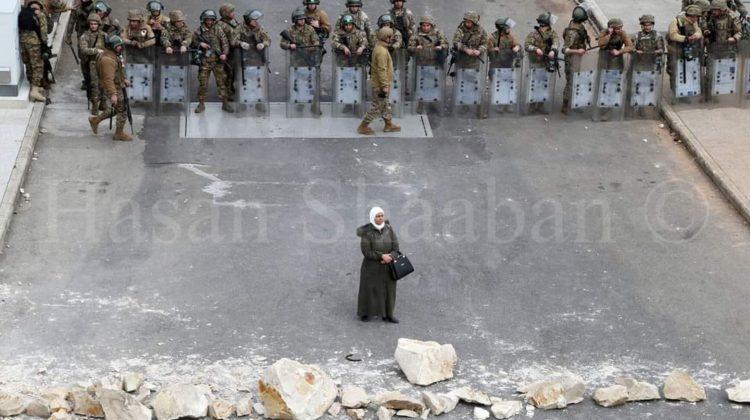 Liban: La Revolution