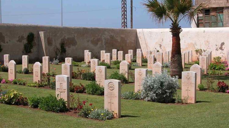 Tripoli (Victoria) Naval Cemetery