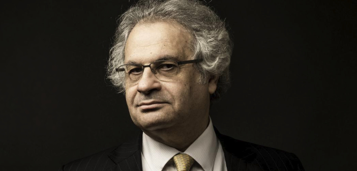 Amin Maalouf Granted National Order of Merit by French President Macron