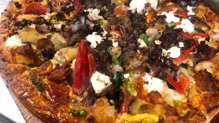 The Mother of All Hangover Pizzas