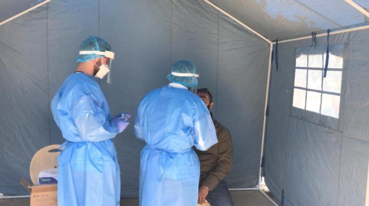 LAU Mobile Clinic Touring Lebanon to Provide Free PCR Tests