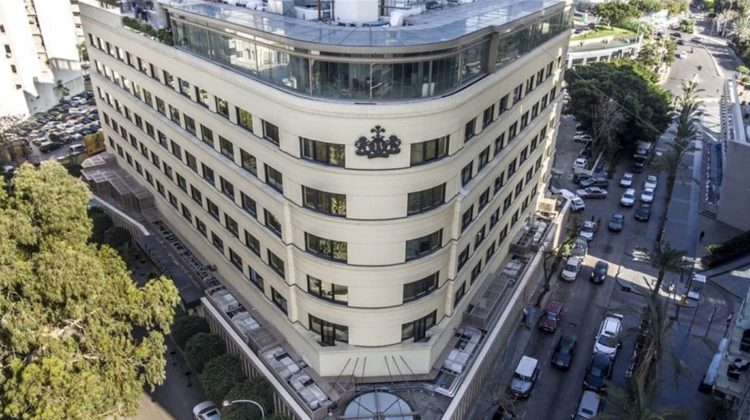 Le Bristol Hotel Has Offered All Its Furniture to Beit El Baraka