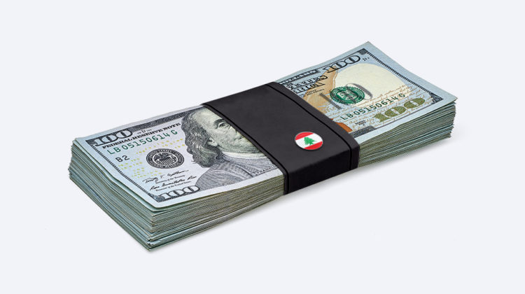 US Dollar Now Trading At LL4,500 in Black Market