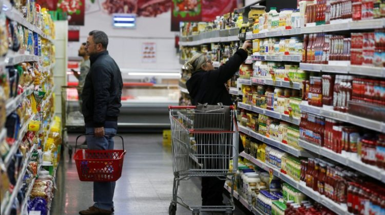 Supermarkets Are Running Out of Diesel