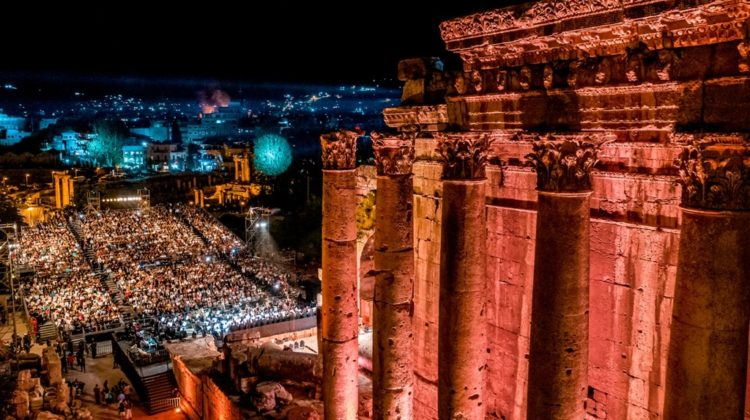 Baalbeck International Festival Goes Virtual, Will Broadcast A One-of-a-kind Live Concert on July 5