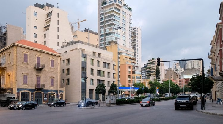 Beirut's Traffic Lights Stopped Working, Accidents Up by 120% in June (vs. April)