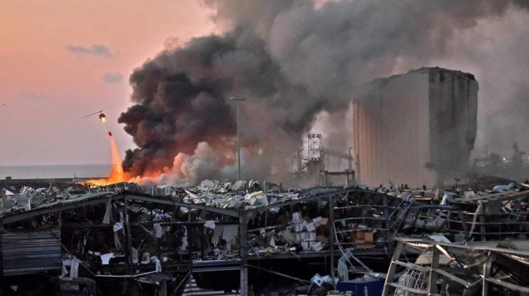 How Did The Ammonium Nitrate End up in #Beirut Port?