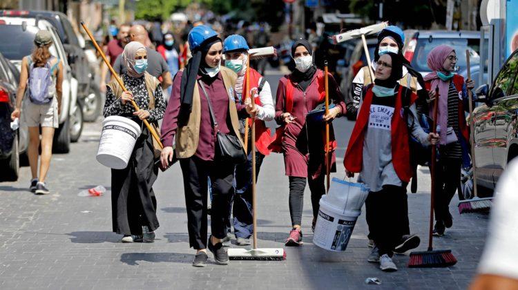 Instead of Encouraging Volunteering, Lebanese State is Cracking Down on Volunteers