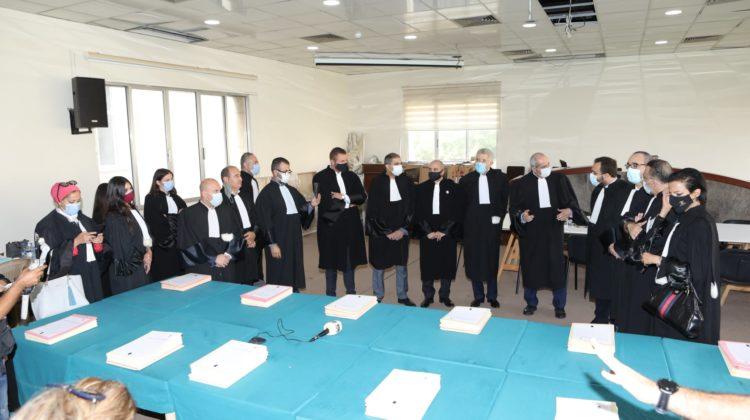 Beirut Bar Association Files 679 Lawsuits On Behalf of Beirut Blast Victims