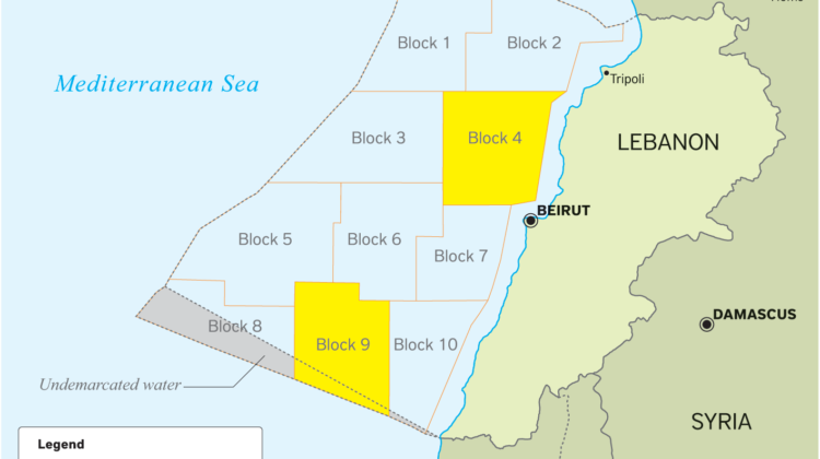 Lebanon and Israel to Hold US-Mediated Talks Over Maritime Borders