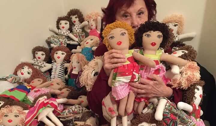 Yolande Labaki is Making Dolls For Children Impacted by the Beirut Port Blast