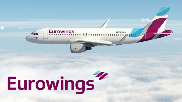 Low-cost German Airline Eurowings to Launch Direct flights to Beirut from Berlin, Stuttgart and Düsseldorf