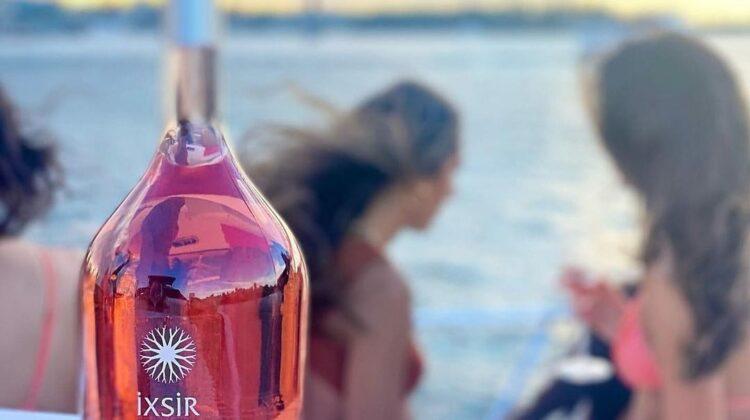 IXSIR's Grande Réserve Rosé 2018 Voted Best Rosé Of The World
