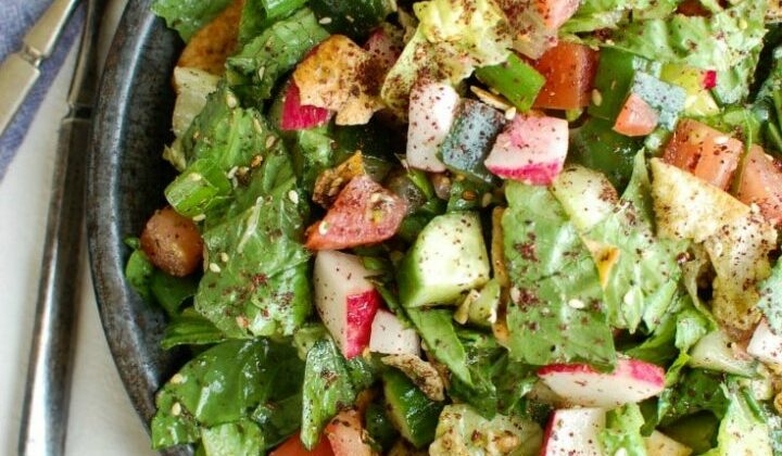 Cost of Fattoush Has Gone Up By 210%
