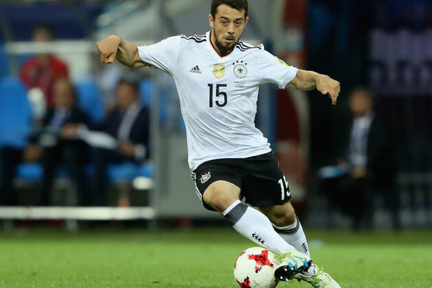 Lebanese-German Amin Younes Receives First Call-Up To German Squad Since 2017