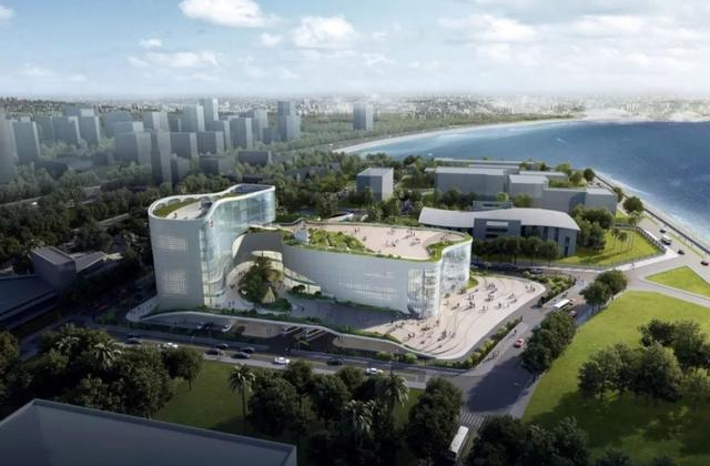 China's Proposed New National Higher Institute of Music in Lebanon