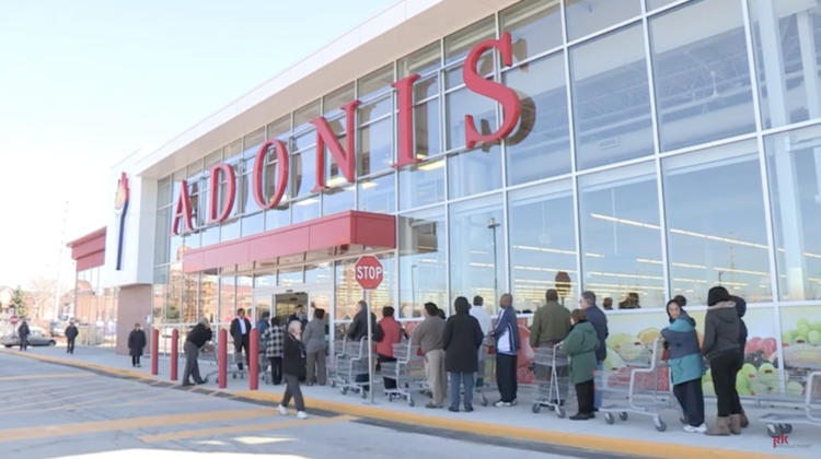 The Story Behind Marché Adonis' Success