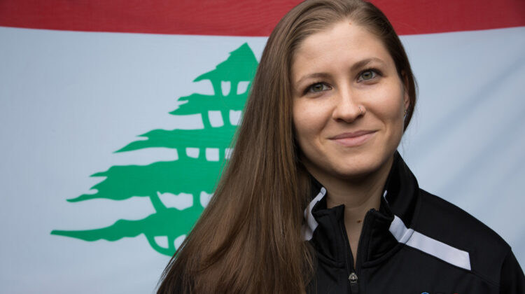 Mahassen Hala: Lebanon's First Female Olympic Weightlifter
