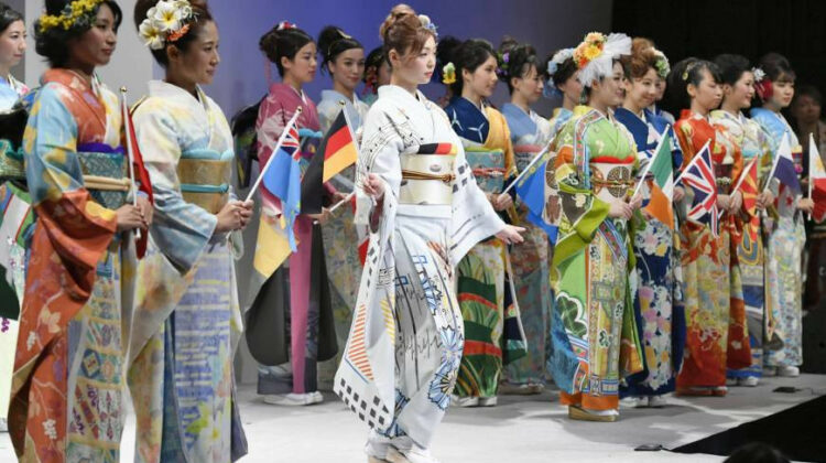 A Specially Crafted Kimono for Lebanon at the 2020 Tokyo Olympic Games