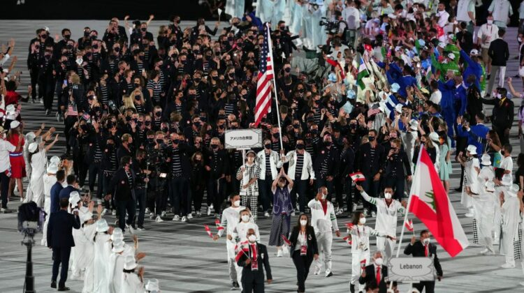Full Schedule for Lebanese Athletes at the 2020 Olympics
