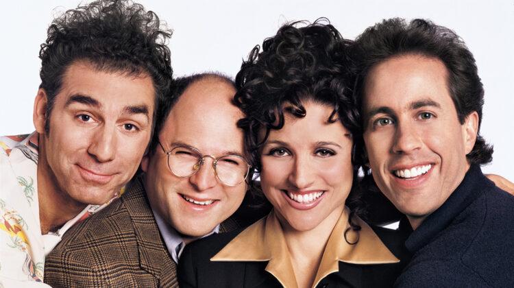 Seinfeld is Now On Netflix