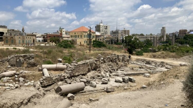 New Roman Temple Complex Discovered in Tyre!